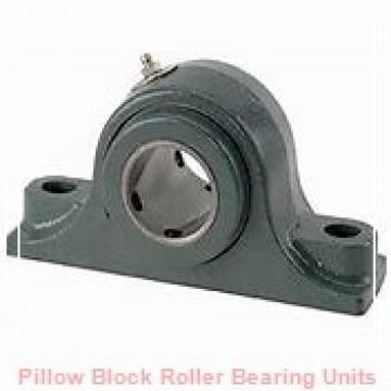 4 Inch | 101.6 Millimeter x 5.188 Inch | 131.775 Millimeter x 4.25 Inch | 107.95 Millimeter  Rexnord ZA2400F Pillow Block Roller Bearing Units